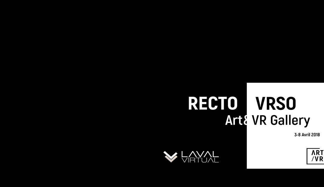 Recto VRso – Art and VR Gallery